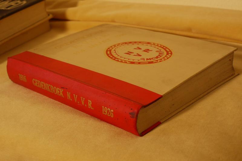 Corver j. - Gedenkboek ter herinnering aan het tienjarig bestaan van de Nederlandsche Vereeniging voor Radiotelegrafie 1916-1926