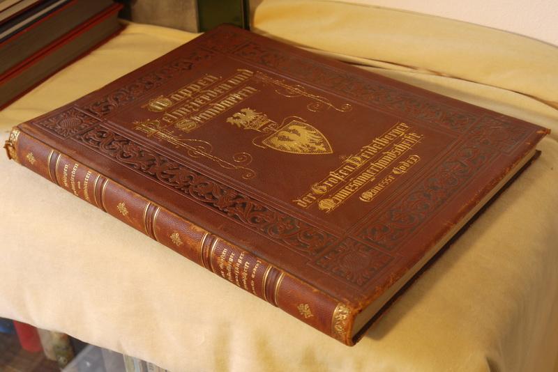 Zangemeister K.  (hrsg.) - Die wappen, helmzierden und Standarten der Grossen Heidelberger Liederhandschrift (Manesse-Codex)