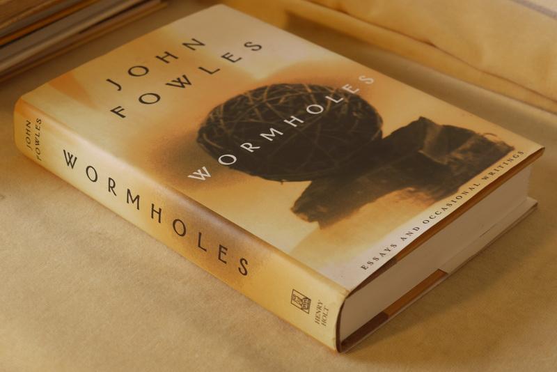 wormholes essays and occasional writings Get this from a library wormholes : essays and occasional writings [john fowles jan relf.