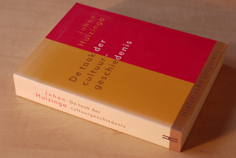 Huizinga J. - De taak der cultuurgeschiedenis