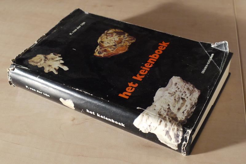 Het keienboek. Mineralen, g...