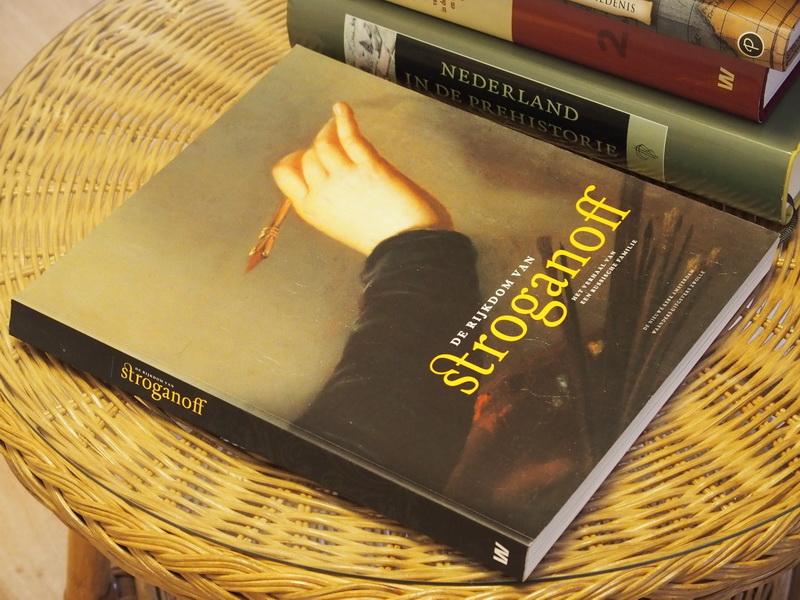 Vrieze J.  e.a. - De rijkdom van Stroganoff. Het verhaal van een Russische familie