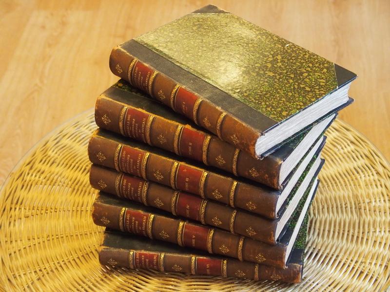 Viollet-Le-Duc M. - Dictionnaire raisonné du Mobilier Francais de l'époque Carlovingienne al la Renaissance