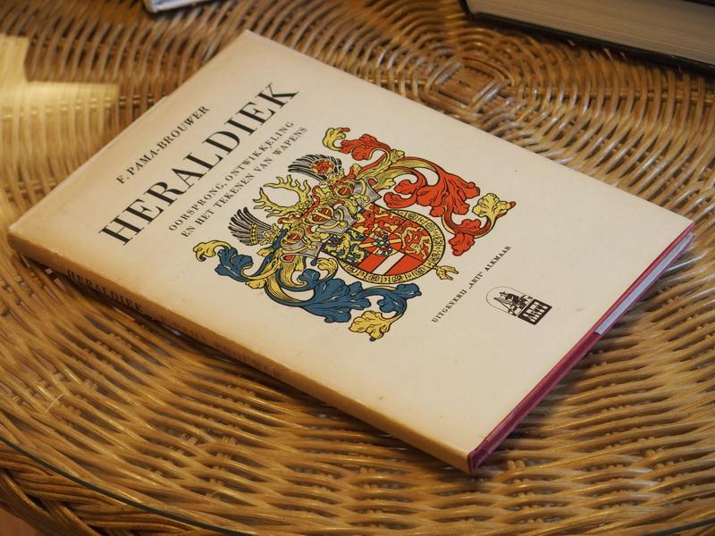 Brouwer F.P. - Heraldiek. Oorsprong, ontwikkeling en het tekenen van wapens