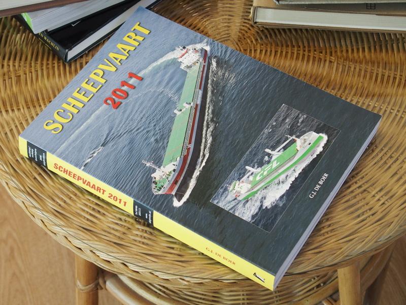 Boer G.J. de - Scheepvaart 2011