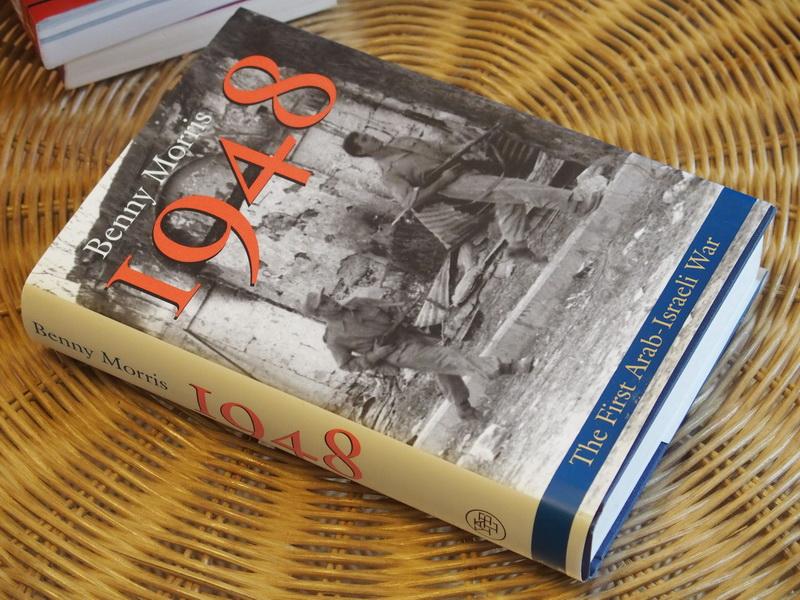 Morris B. - 1948. A History of the First Arab-Israeli War