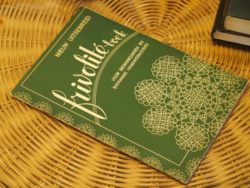 - Nieuw uitgebreid frivolité-boek voor beginnelingen en bekwame handwerksters