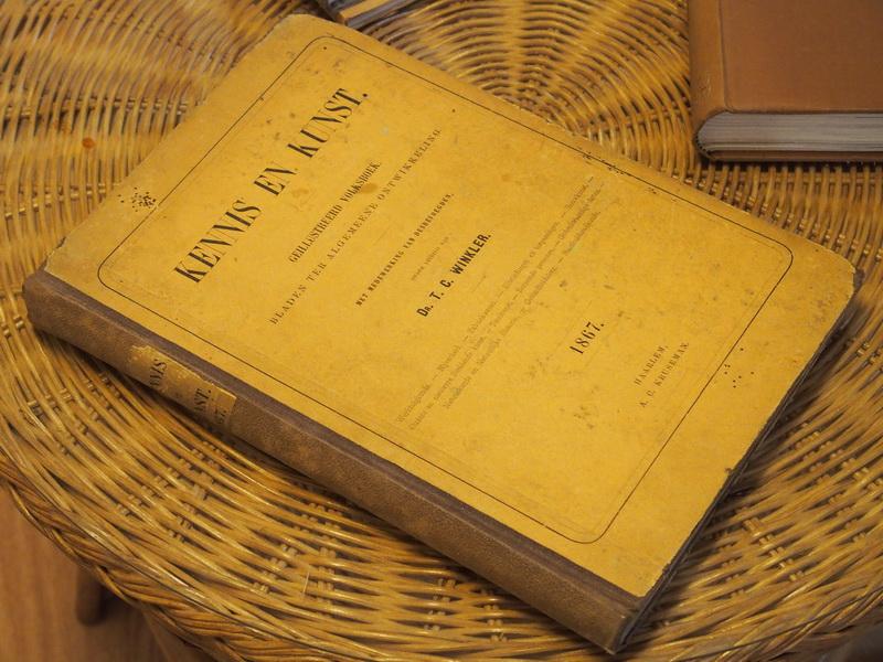 Winkler T.C.  (red) - Kennis en kunst. Geïllustreerd volksboek