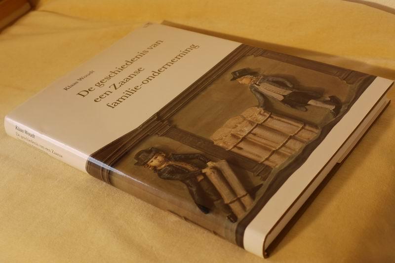 Woudt K. - De geschiedenis van een Zaanse familie-onderneming