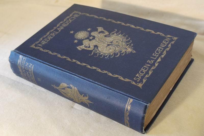 Cohen J. - Nederlandsche sagen en legenden / Nederlandsche sagen en legenden. Tweede bundel