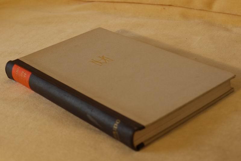 MARSMAN H. - Verzamelde gedichten