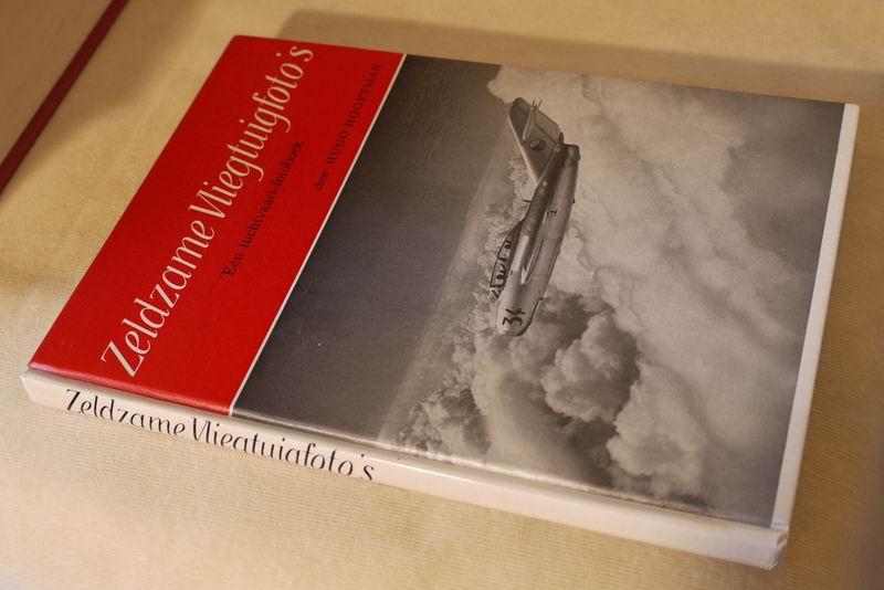Hooftman H. - Zeldzame vliegtuigfoto's