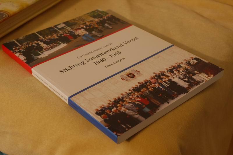 Caspers L. - De geschiedenis van de Stichting Samenwerkend Verzet 1940-1945