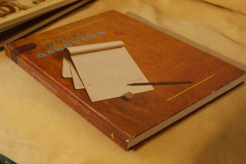 Boucher F.  e.a. - Woord gehouden. Veertig jaar Stichting 1940-1945
