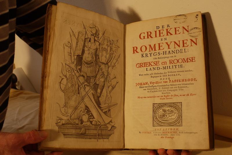 Der Grieken en Romeynen kry...